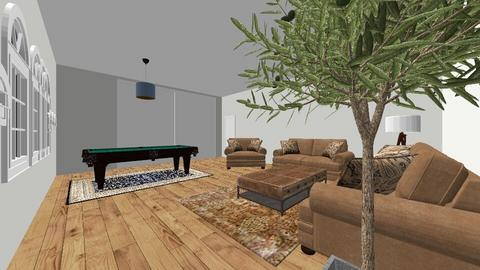 LR1 - Living room - by johnstongirl87