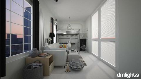 K I D S   R O O M - Modern - Kids room - by DMLights-user-1395447