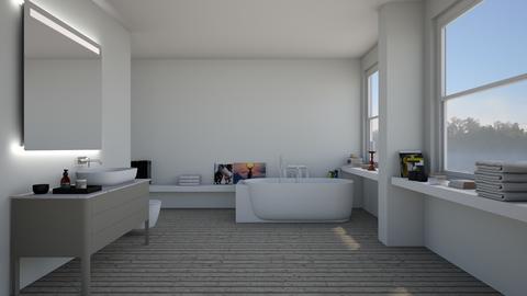 Duravit Luv - Bathroom - by Remixraum