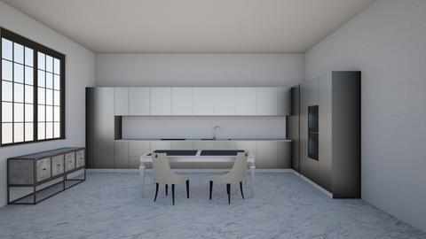 543 - Kitchen - by likuna485