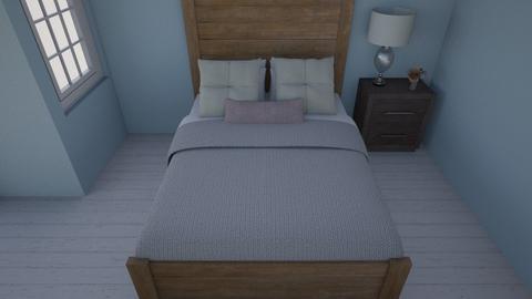 Rustic bedroom - Rustic - Bedroom - by taylor___christina