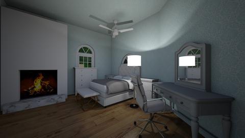 Bedroom by kim - Bedroom - by Kimberly Moreno