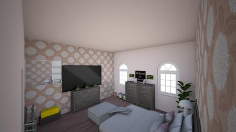 unfinished bedroom - Bedroom - by Eboni Bell