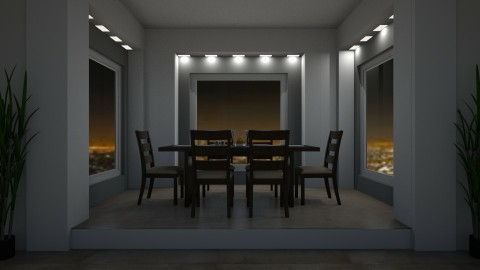 Chic Dining - Retro - Dining room - by millerfam