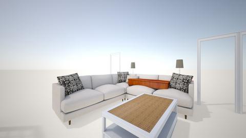 OM - Living room - by Julie Kirchoff Fleagle