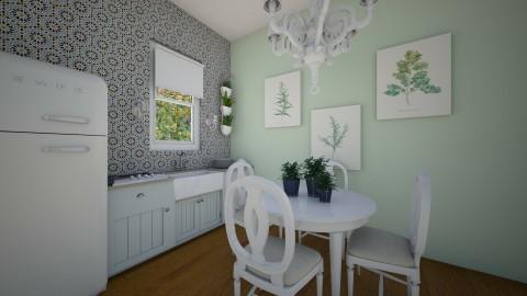 Fresh Start - Kitchen - by Hope426