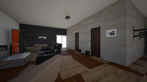 house project 1 - Office - by kingca12974