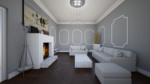 Classy - Classic - Living room - by NikLaurayne