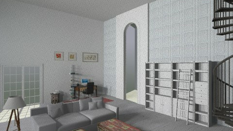 NEW - Living room - by gil_7