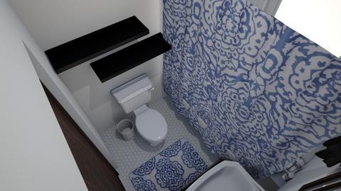 Robs bathroom - Modern - Bathroom - by rlandreth98