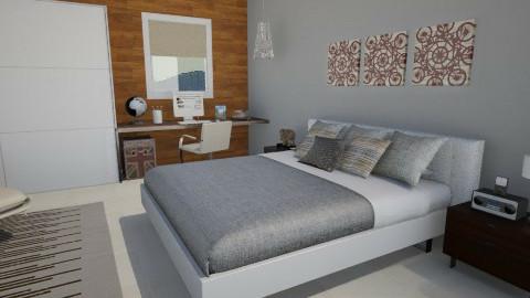 uigih - Bedroom - by julianadm