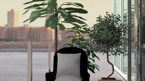 grey tones - Modern - Garden - by auntiehelen