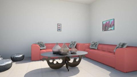 My house(LR,K,BR,3R,O) - by Jada Cornett