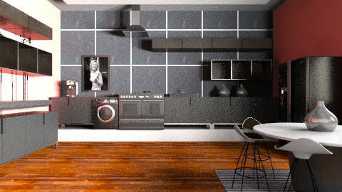 kitchen - Minimal - by dcshoe92