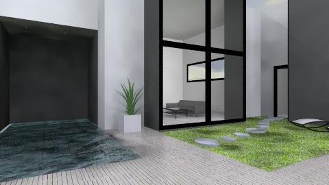 outside - Modern - Garden - by amandafern