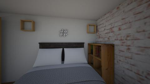 My room 2_7 - Modern - Bedroom - by mikeeXD