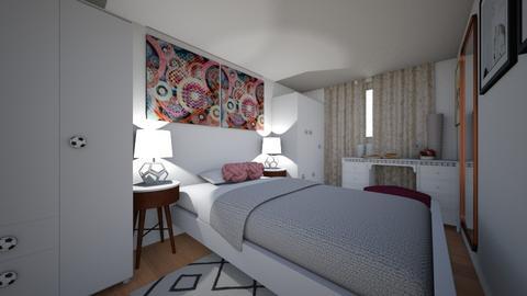 new - Living room - by deepp_eyes