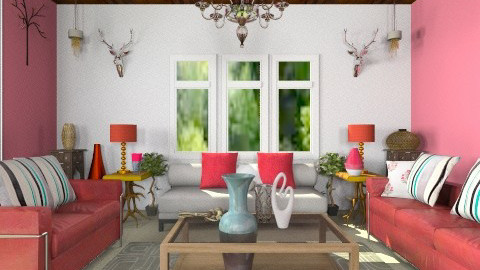 boomy - Vintage - Living room - by Srishti Katoch_181