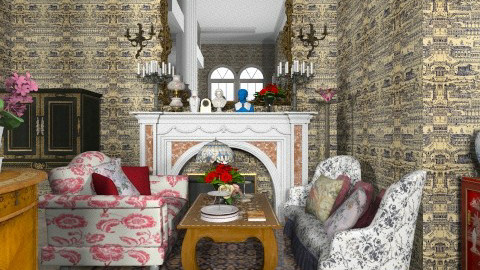 Victoriana Fireplace - Classic - by Trimble Official