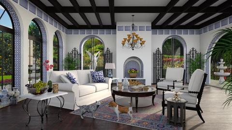 Santa Barbara Living - by lydiaenderlebell