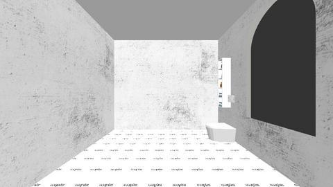 ytghuj2 - Bathroom - by AleksandraZaworska98