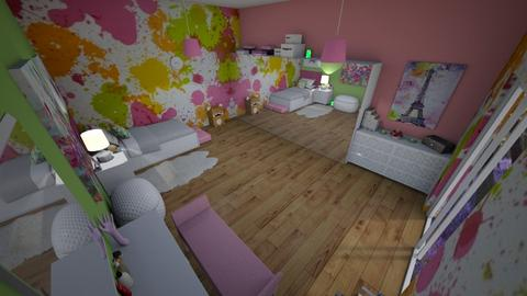 family home 64 - Modern - Bedroom - by Stavroula Chatzina