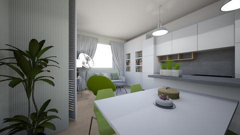 lok 16 - Living room - by Oshee