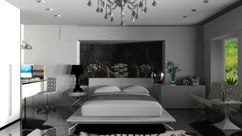 Ice Room. - Modern - Bedroom - by Your well wisher