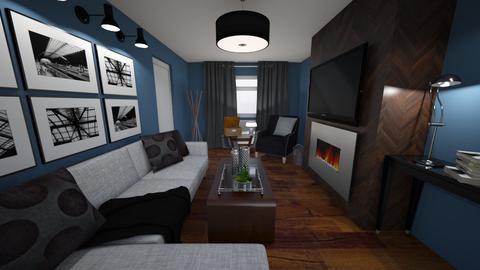 Help2 - Modern - Living room - by teighmac