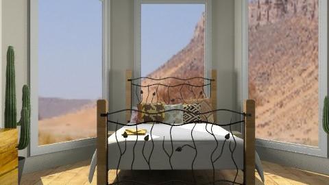 Desert Bedroom - Country - Bedroom - by Katherine100