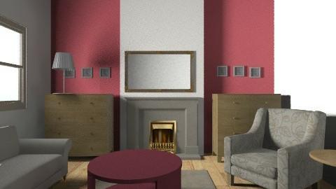 rrr - Living room - by gobin
