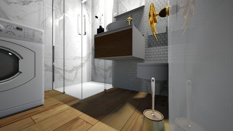 kupatilo - Bathroom - by Katarina Jocic
