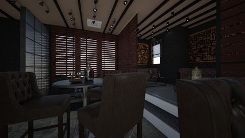 Pub - Dining room - by liezelle fredeluces magat