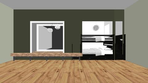 jvg - Bedroom - by TRMVM
