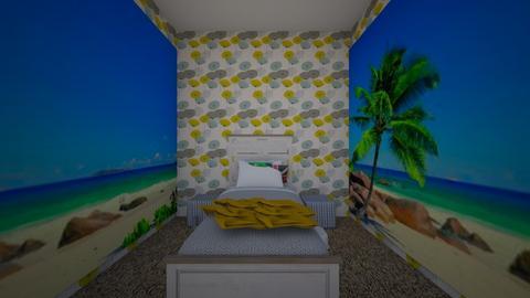 Kamer van Jessie - Modern - Bedroom - by jessiepostmus
