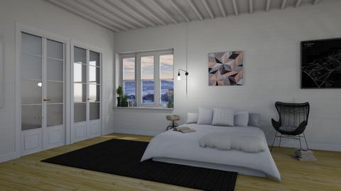 slaapkamer - Bedroom - by Cheval2016