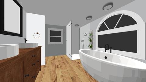 Master Bathroom - Classic - Bathroom - by ledpuckett