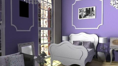 très parisienne - Classic - Bedroom - by calu13