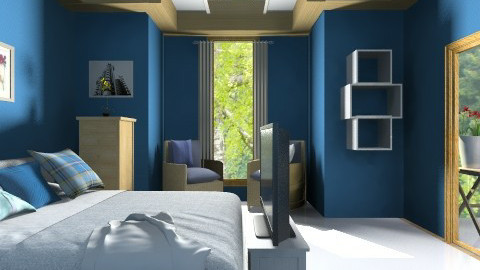 bbb nhezi edition  - Modern - Bedroom - by Nhezart Designs