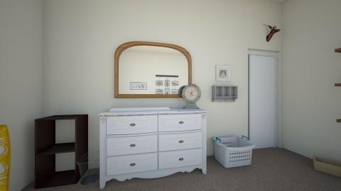 Changing table - Rustic - Kids room - by savannaroberts23