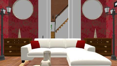 brore' - Modern - Living room - by nithiaChackochen