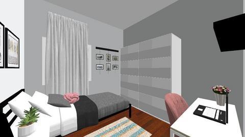 Meu quarto  - Bedroom - by robertarsilva