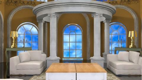 vintage living room  - Vintage - Living room - by Hayat Ahmed