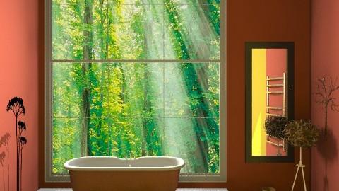 THE bathroom - Modern - Bathroom - by ooooo