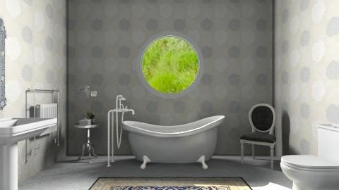 Filipe Soares - Bathroom - by filipesoares1992