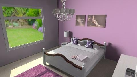 Bedroom  - Bedroom - by AoifeK