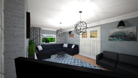 Livingroom v3_2 - Living room - by mtracerz
