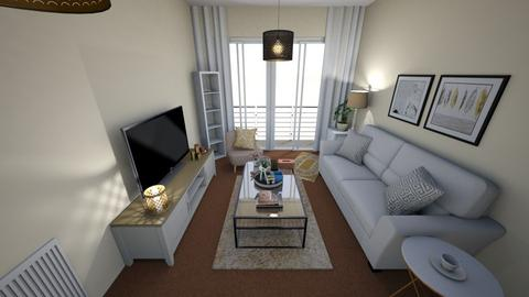 ApartmentInspo2 - Bedroom - by hafsie