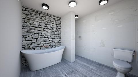 Wappes master bath - Bathroom - by alane23