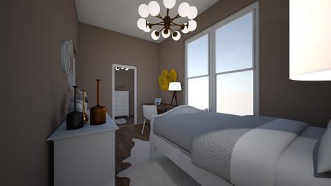 my new room - Bedroom - by smurfzilla